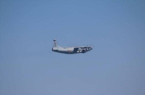 快新聞/中國軍機亂不停! 運8遠干機1架次闖我西南空域遭廣播驅離