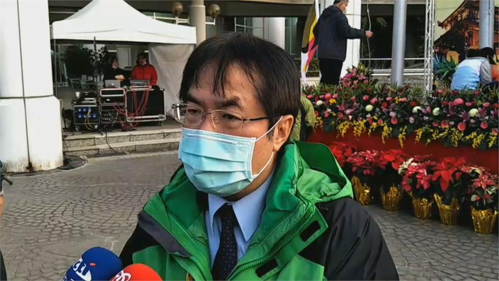 防疫手機放家裡KTV歡唱 台南2居檢男跨年夜落跑 黃偉哲:必重罰