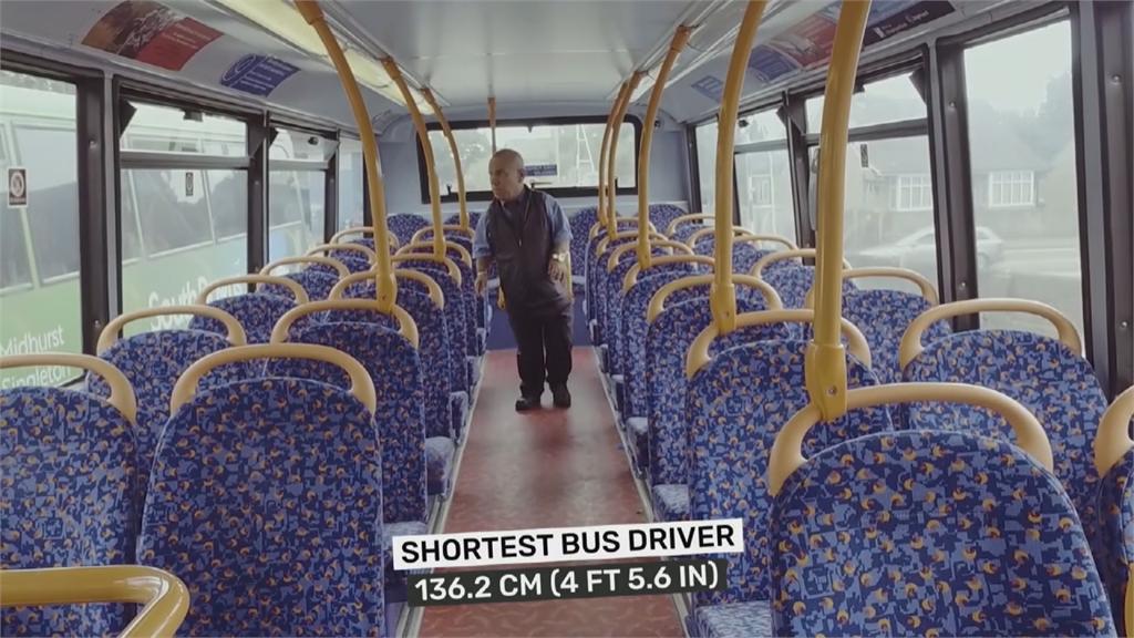 2021金氏世界紀錄公布 擊掌最多次寵物鼠 全球最迷你公車司機都上榜