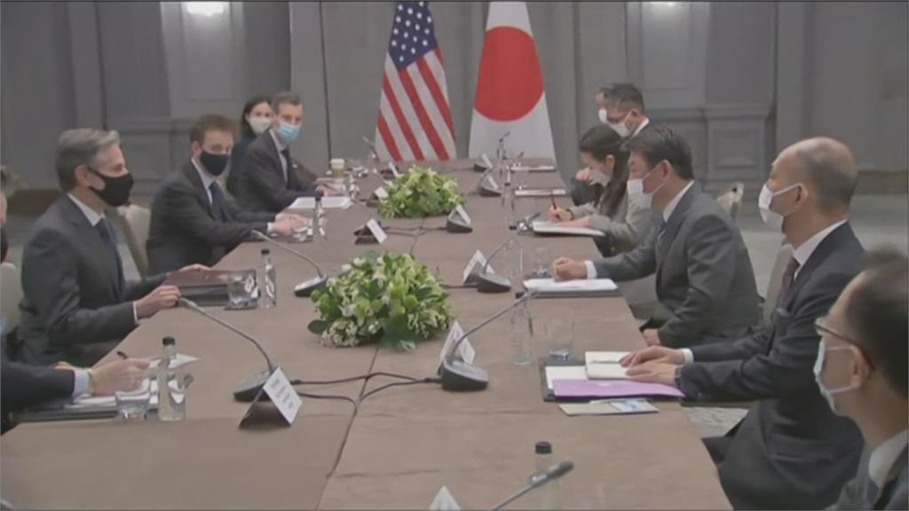 G7外長會議 布林肯:中國對內打壓 對外侵略