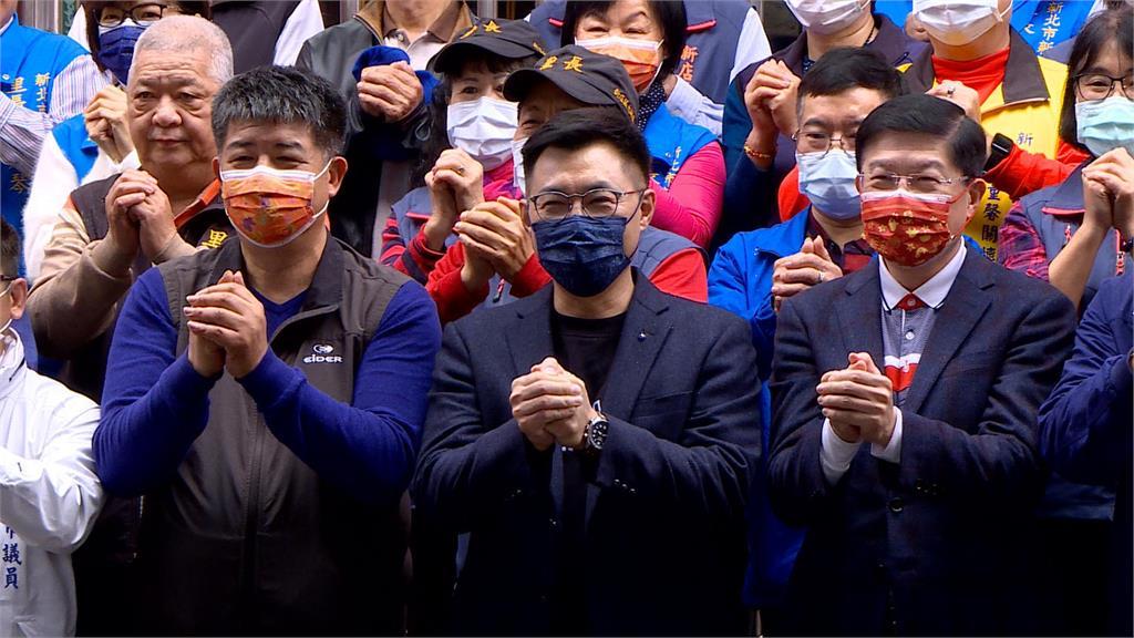 快新聞/馬英九籲「別講武漢肺炎」 江啟臣:防疫政策應避免歧視
