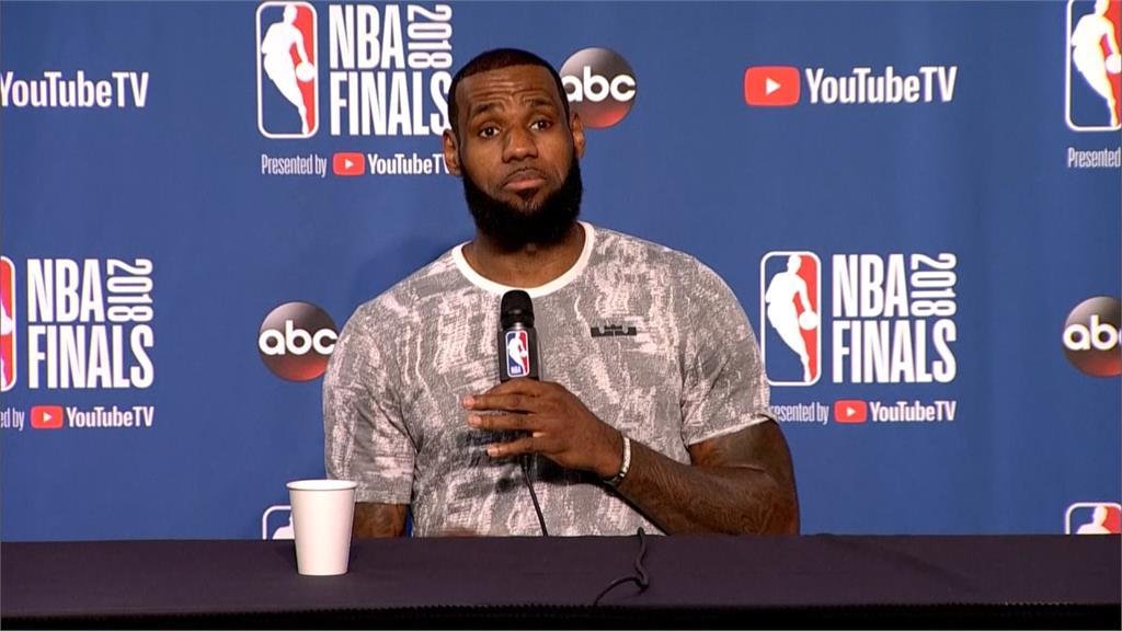 NBA震撼彈! 詹皇4年1.54億美元跳槽湖人