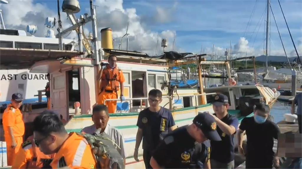 屏檢查獲漁船走私126kg海洛因 首腦竟是偷渡王溫俊龍