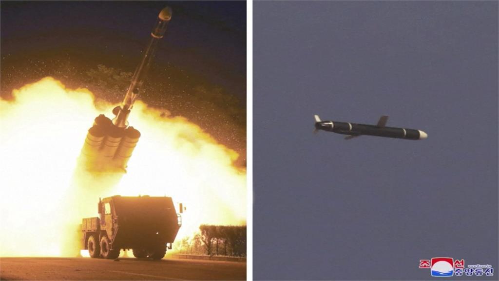 全球/朝韓同天試射彈道飛彈 朝鮮半島掀軍備競賽