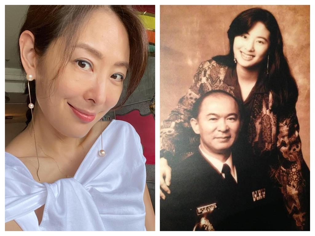 賈永婕270字憶亡父「可以回來嗎」 網淚崩:爸爸的驕傲!