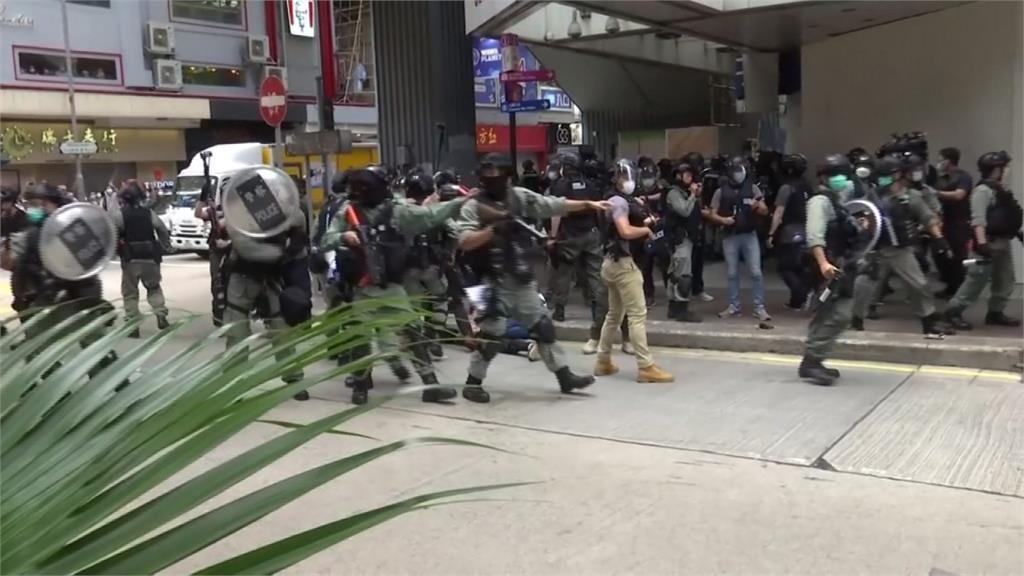中國強硬剝奪香港自由 陳明祺:更離間台灣人民感情
