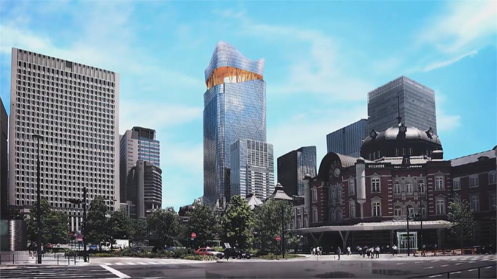 日本三菱「火炬塔」2027年完工 樓高390公尺將超越「阿倍野HARUKAS」