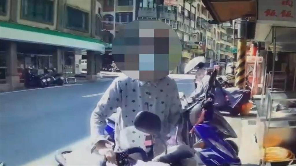 婦逆向違規遭攔 「爐功」求警放過一查不得了 竟是逃亡17年通緝犯