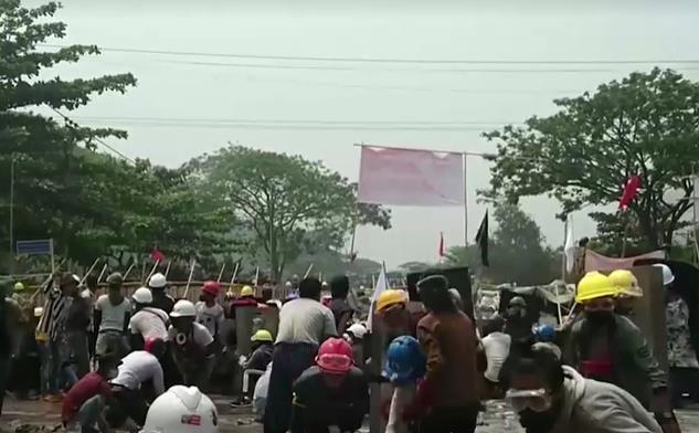 快新聞/緬甸政變台廠遭波及 外交部:10名台幹一度受困廠房
