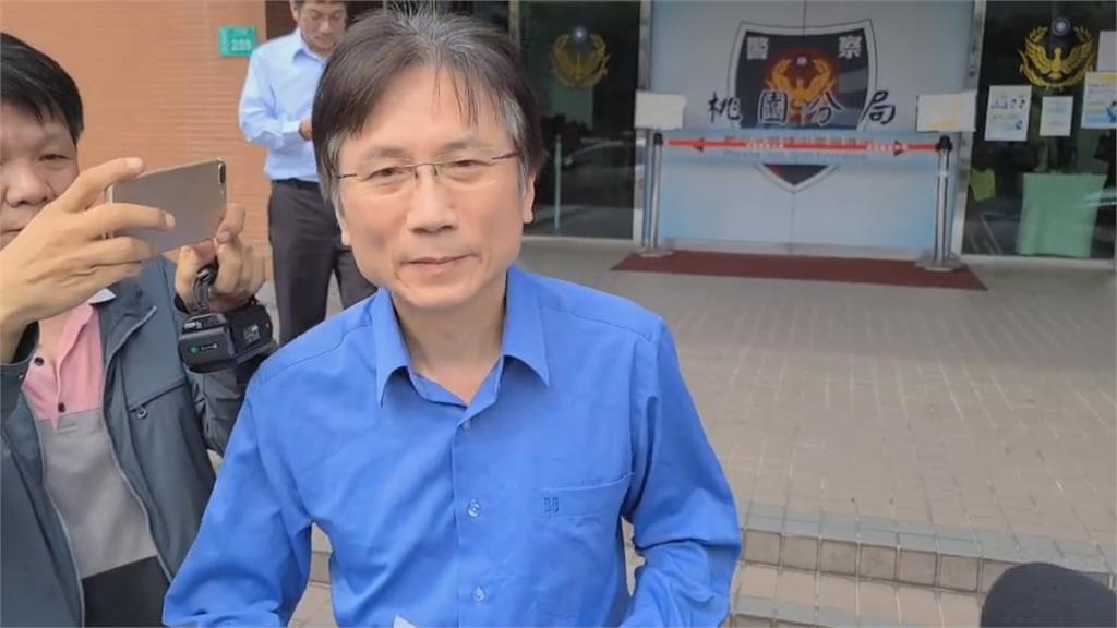 快新聞/詹江村捲性侵疑雲回嗆「歡迎報案!」 女粉不忍了赴警局提告做筆錄