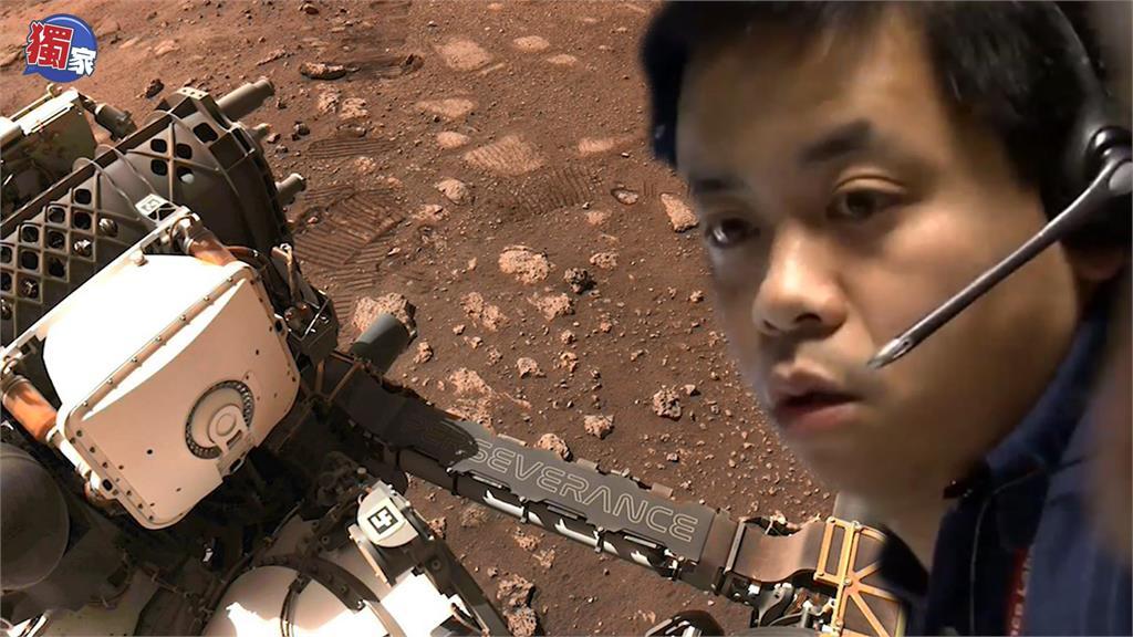快新聞/「毅力號」著陸火星恐怖7分鐘  NASA台裔總工程師陳友倫還原過程親曝關鍵技術