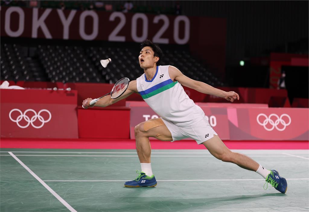 法國羽球公開賽首輪 周天成輕取印度好手晉級