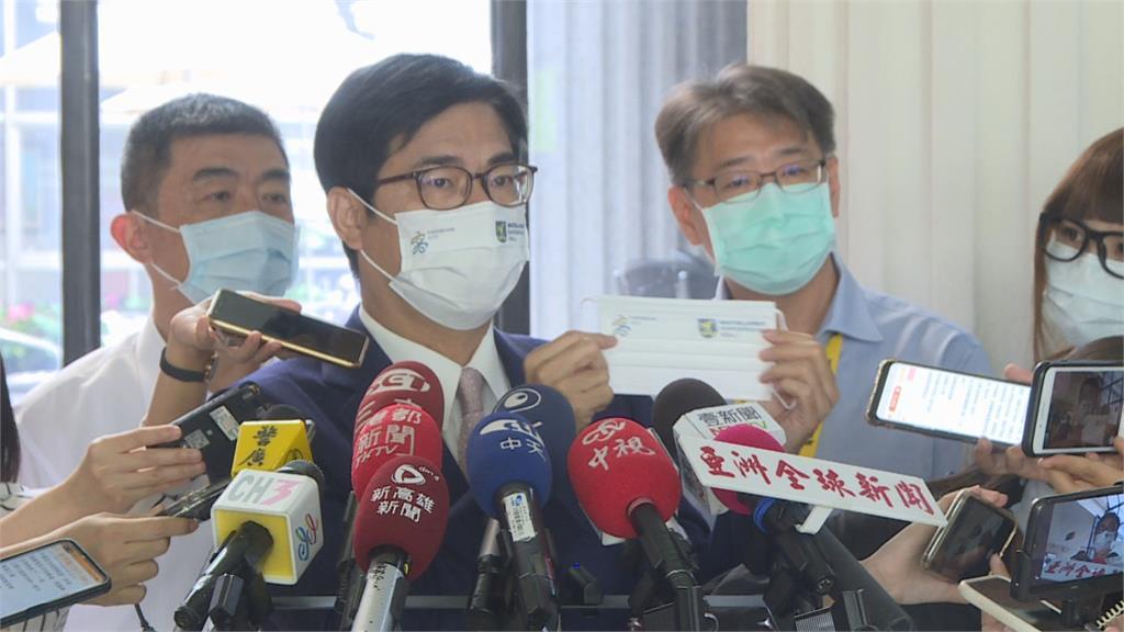 Taiwan Can Help!陳其邁聯手國家隊捐贈斯洛伐克30萬片口罩