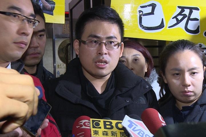 王炳忠等人訊後請回 侯漢廷宣布選市議員