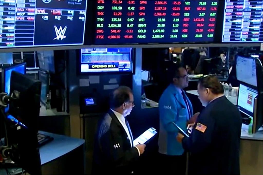 快新聞/就業市場回溫激勵! 道瓊、標普連2天創歷史新高