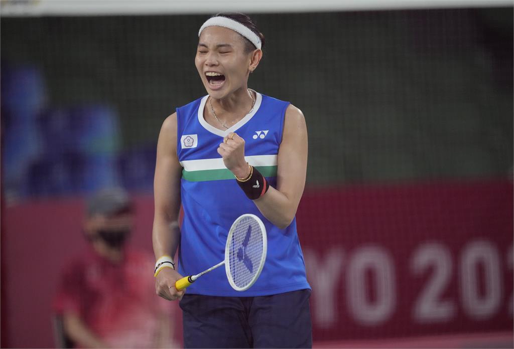 快新聞/朝台灣羽球女單史上首金邁進! 戴資穎喊話:交給你們為我吶喊了