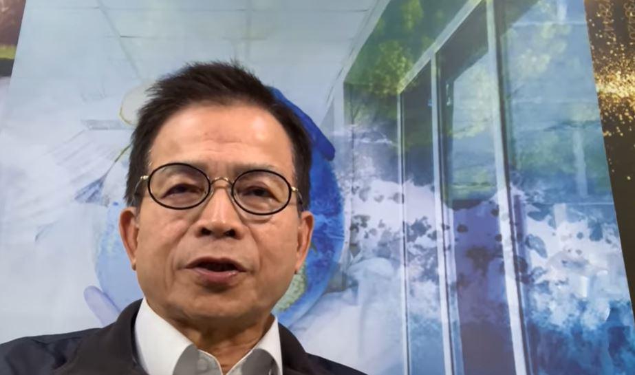 快新聞/謝長廷稱台若沒排核廢水「願負法律責任」 <em>賴士葆</em>:回台講清楚