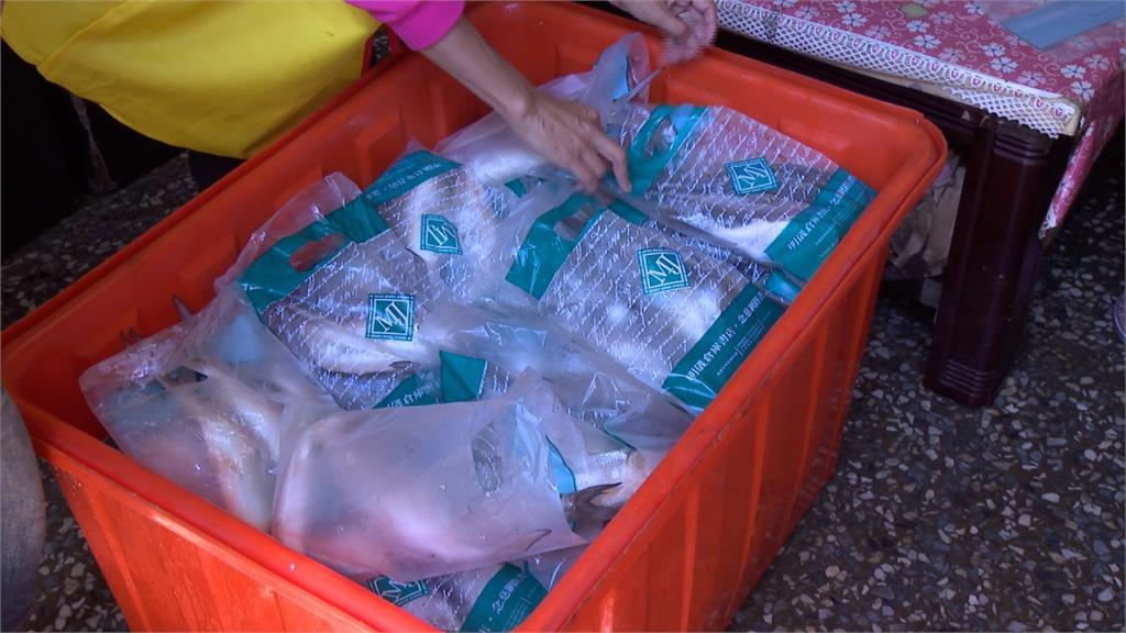 漁業物流業者掏腰包 2000斤虱目魚免費發
