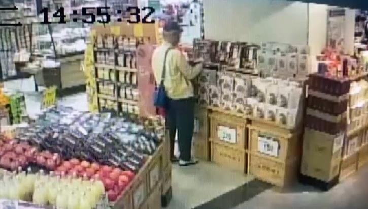 快新聞/6旬翁逛超市一時起貪念 偷走上千元「一蘭拉麵禮盒」騎車離去