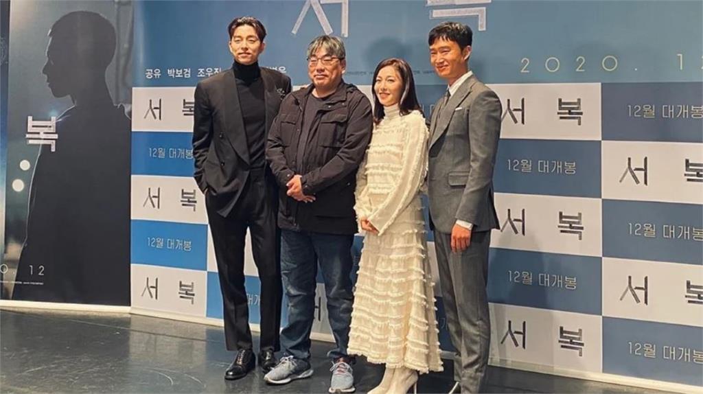 電影《永生戰》中照顧「好奇寶寶」朴寶劍 孔劉大爆拍攝秘辛