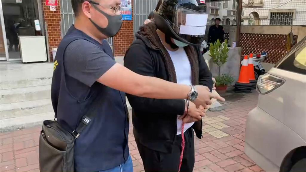 台南黑幫之亂七嫌收押 黃偉哲:配合全國大掃黑