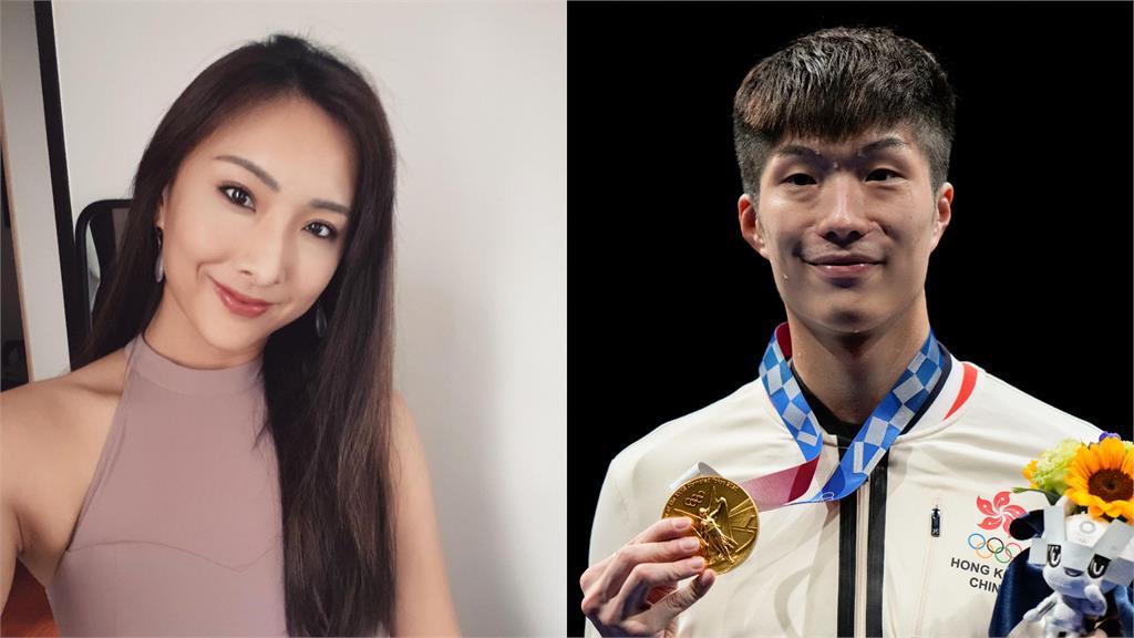 東奧/香港女記者見男神奪金「迷妹上身」遭罵翻!親寫道歉信致歉