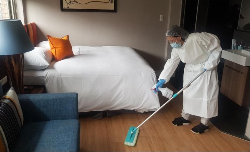 全國典範!台北市防疫旅館SOP成旅宿業強心針