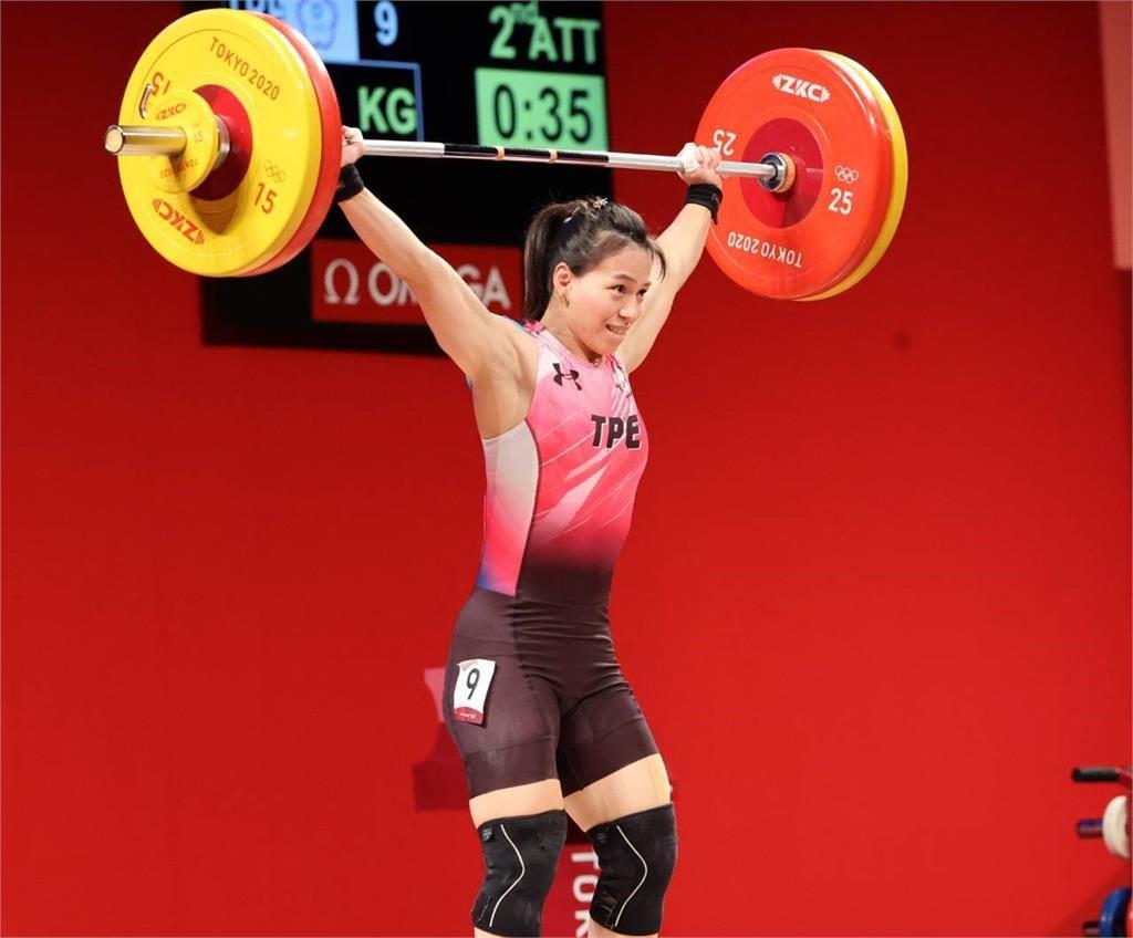 東奧/郭婞淳破奧運紀錄奪金 蘇貞昌大讚:為自己和台灣舉起首面金牌