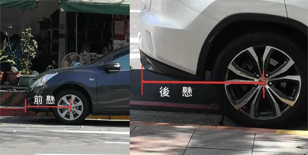 網傳「車身一半以上壓在紅線」才算違規停車?官方破解