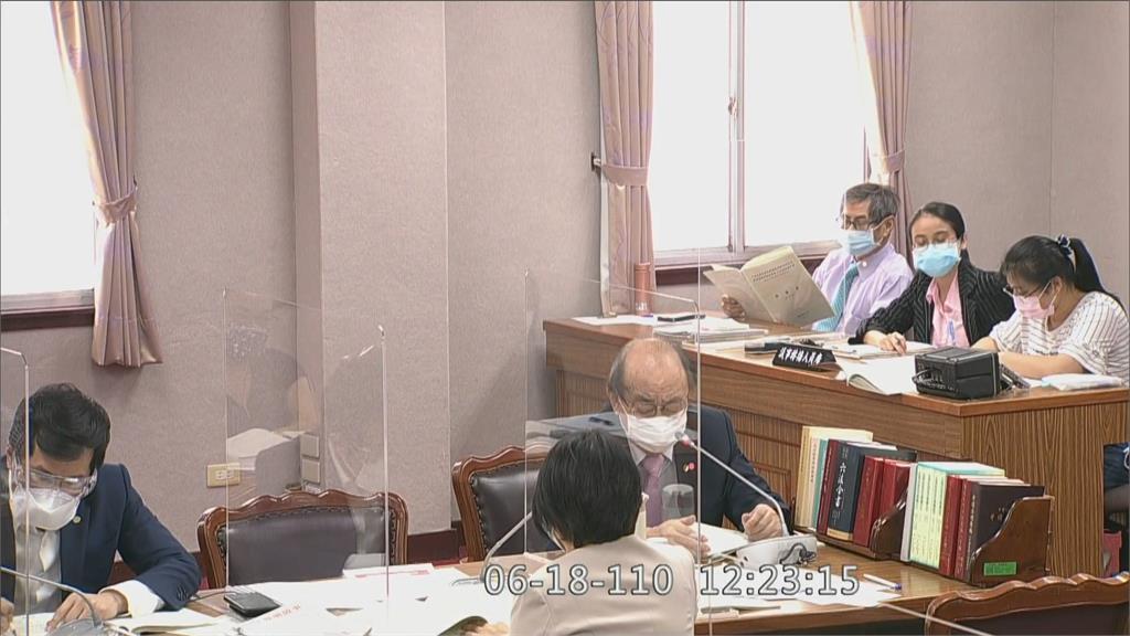 快新聞/疫苗價格立院爭論不休 柯建銘曝:郭台銘42元美金買BNT