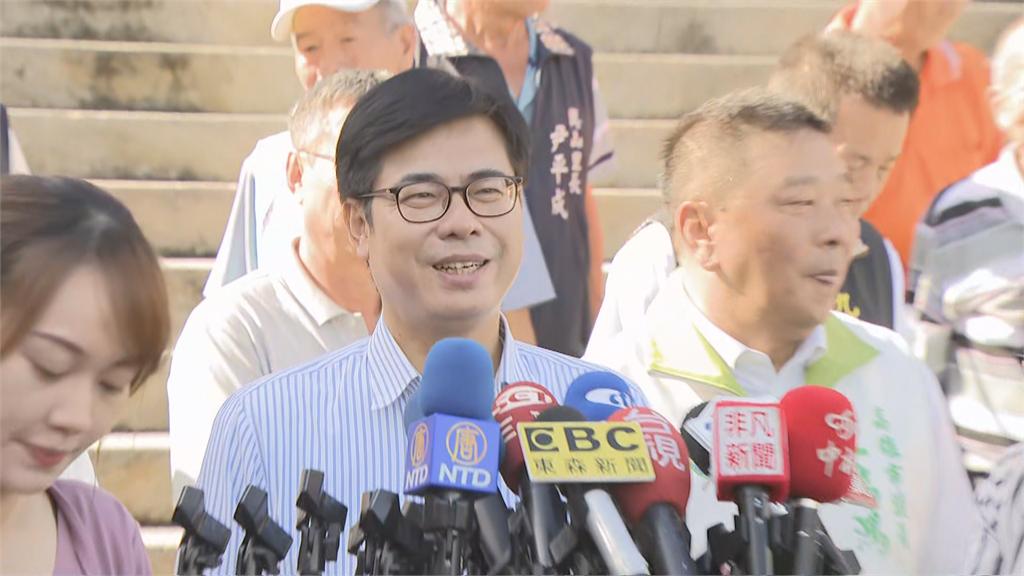 快新聞/維基百科遭竄改成「第三屆高雄市長」 陳其邁:馬上被特定粉專引用有蹊蹺
