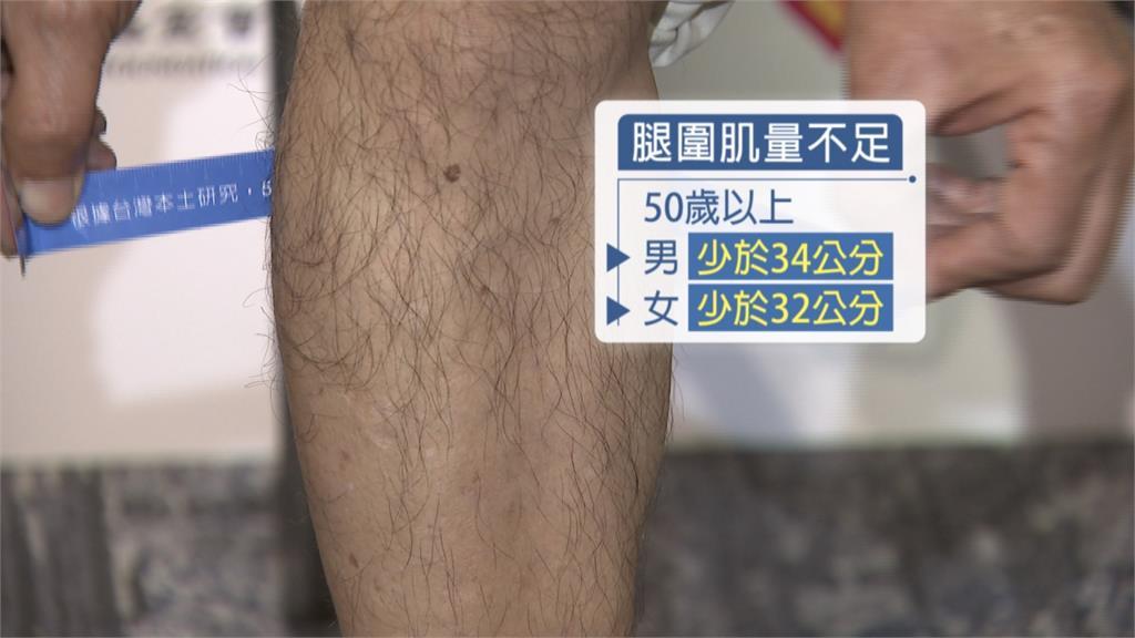 「鳥仔腳」不健康?醫學研究小腿太細恐短命