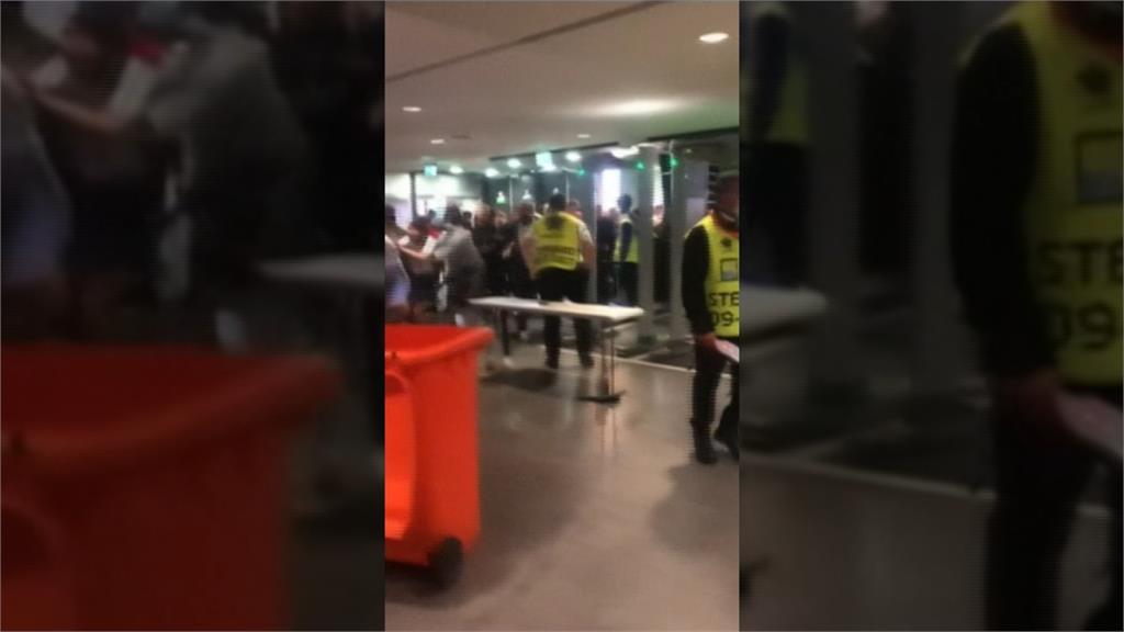 數百球迷沒票硬闖 歐洲國家盃決賽爆踩踏