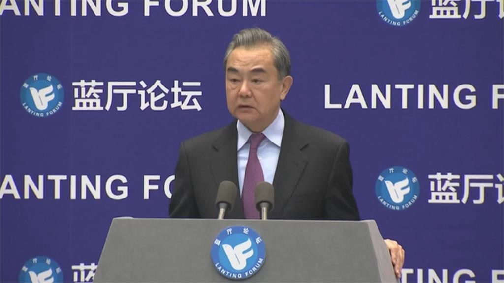王毅喊話停止縱容台獨 美反嗆:北京只會逃避責任