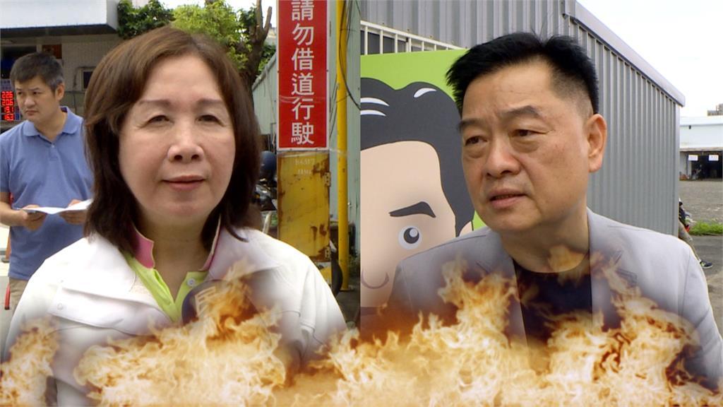 民進黨北市主委選舉破天荒暫停 薛凌、王孝維繼續互槓
