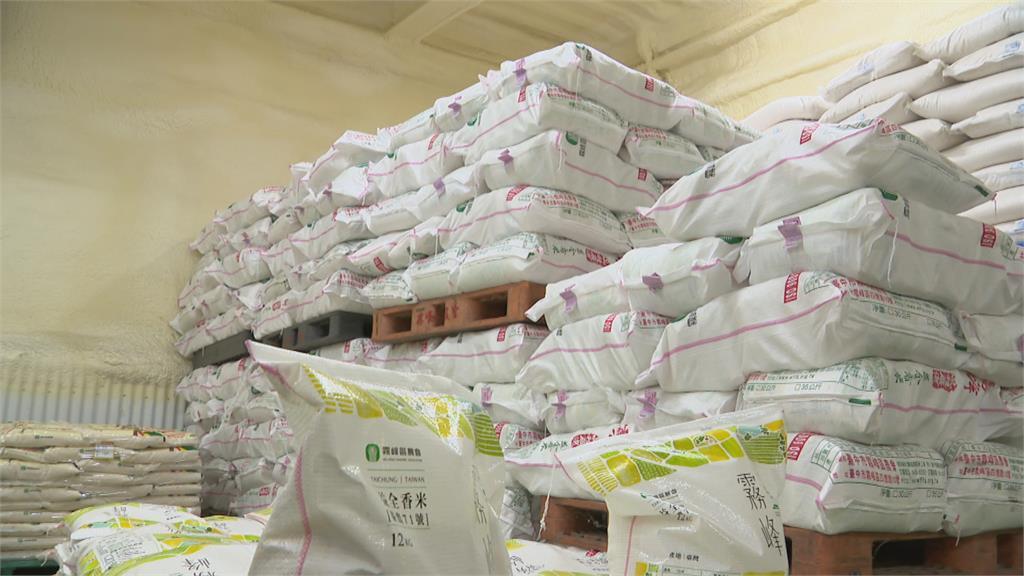 公糧充足別搶! 可供全國7個月白米量 雞豬肉存量足