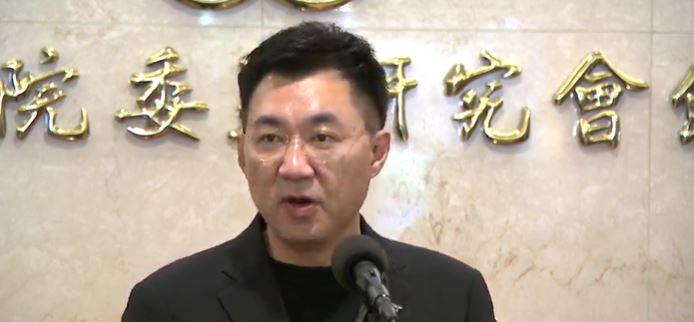 快新聞/江啟臣承諾帶領藍營重返執政 暫不考慮參選2024