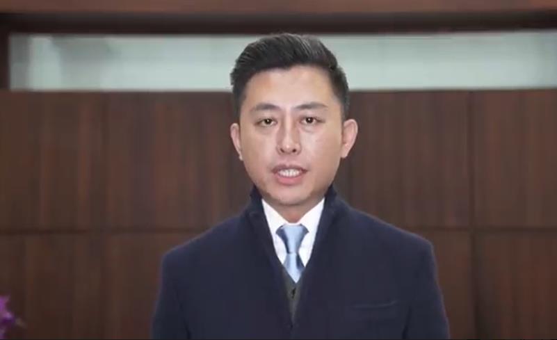 快新聞/林飛帆形象年輕清新成竹市長接班人? 林智堅:市民期待進步腳步不停歇