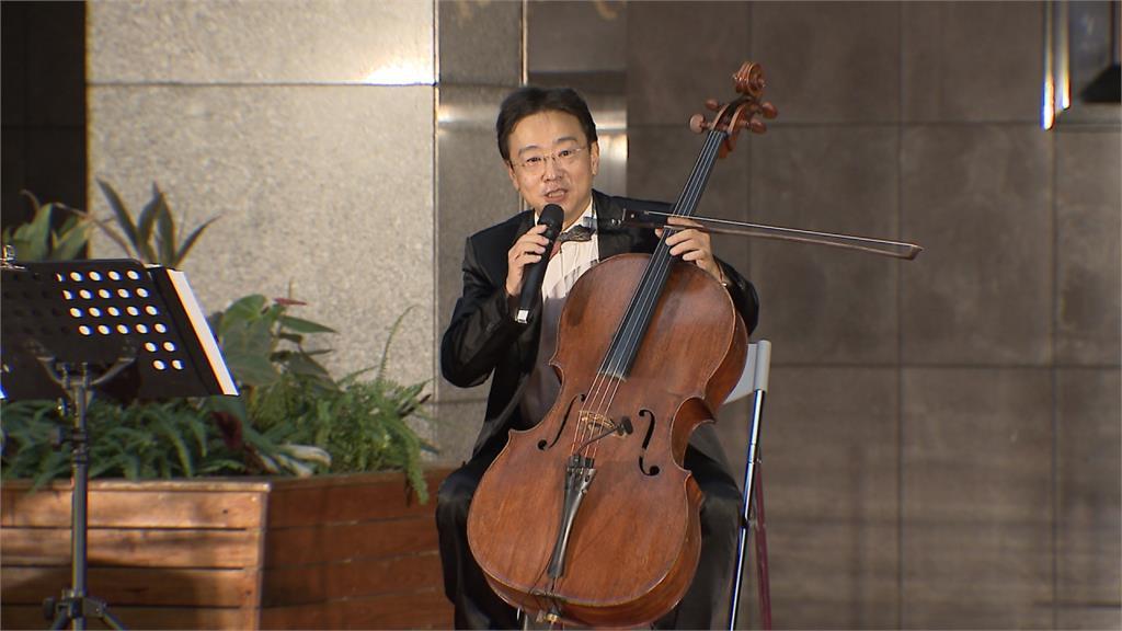 張正傑市府音樂會 嶄新演奏回饋市民