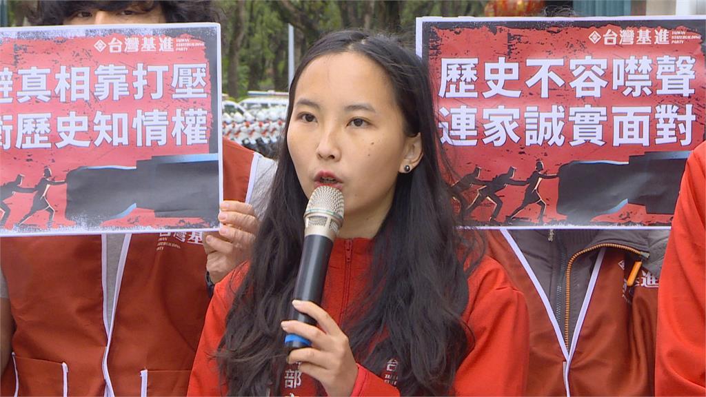 拍片談「連戰致富過程」 基進劉恆溦遭連家提告