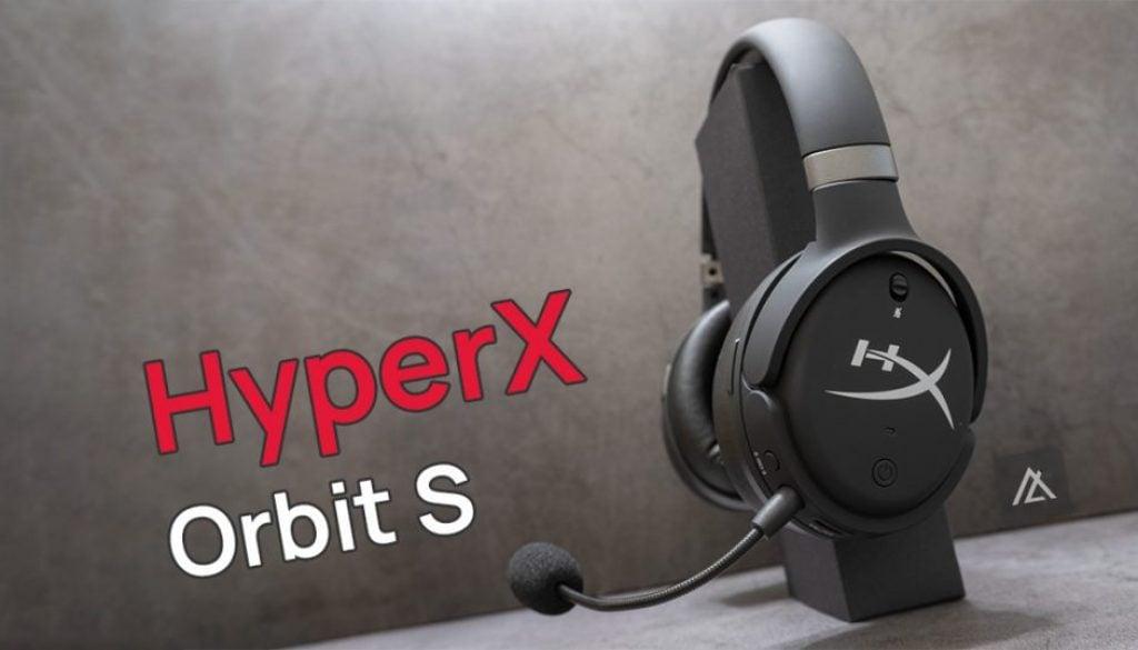 「開箱」HyperX Cloud Orbit S 電競耳機 – 聲音是立體的!