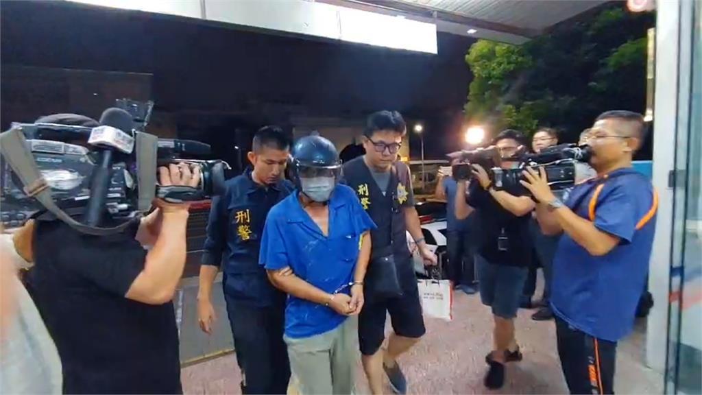 高雄長庚工人遭槍擊 凶手逃不到7小時被逮