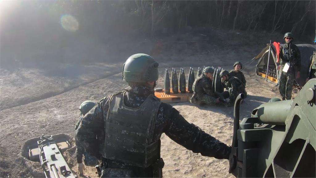 中機頻擾台!我無限高飛彈射擊首發 蘇澳射擊靶彈、九鵬攔截
