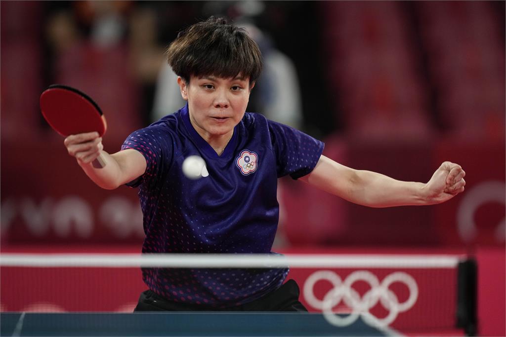 東奧/台灣桌球女團止步8強 鄭怡靜不氣餒:未來我們再一起拚!