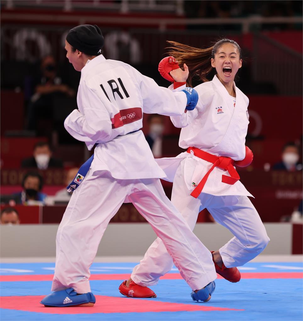 東奧/文姿云晉級準決賽至少奪銅牌  文爸爸信心喊:我們要的是金牌!