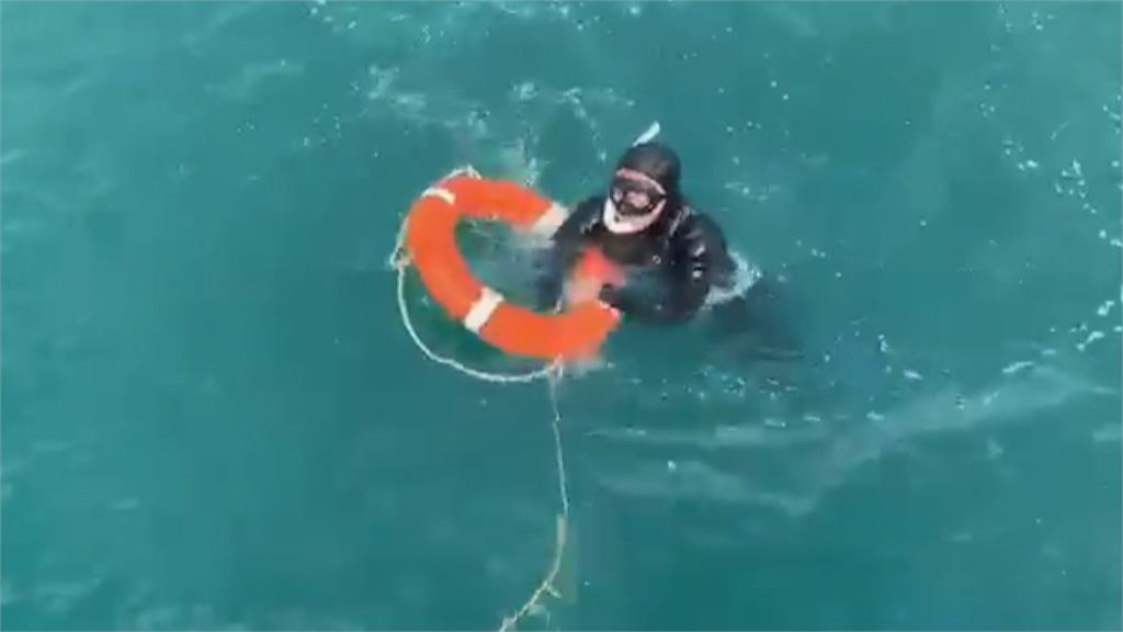 6男2女相約瑞芳潛水 體力不支受困獲救