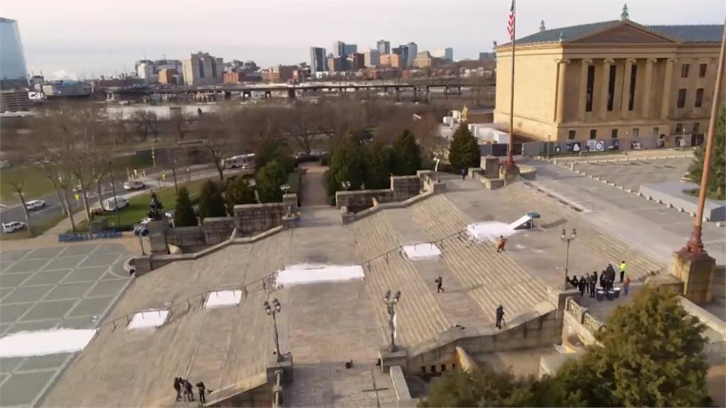 冬奧金牌雪板高手 費城挑戰滑欄杆特技