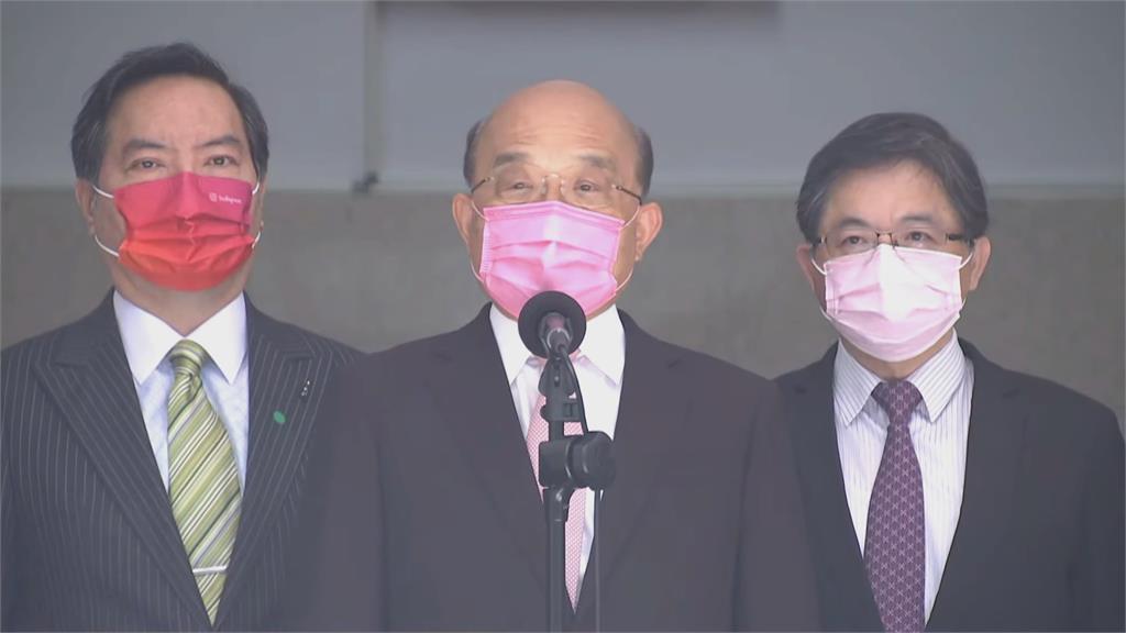 快新聞/加入CPTPP恐面臨日本核食談判 蘇貞昌強調「3原則」