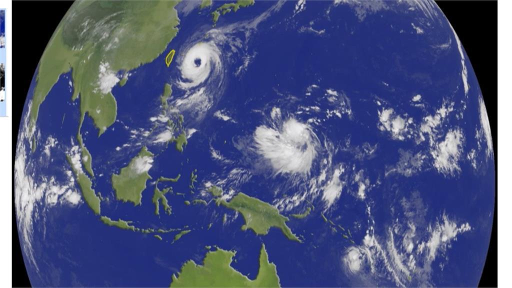 25號颱風「康芮」生成!下週三將是走向關鍵