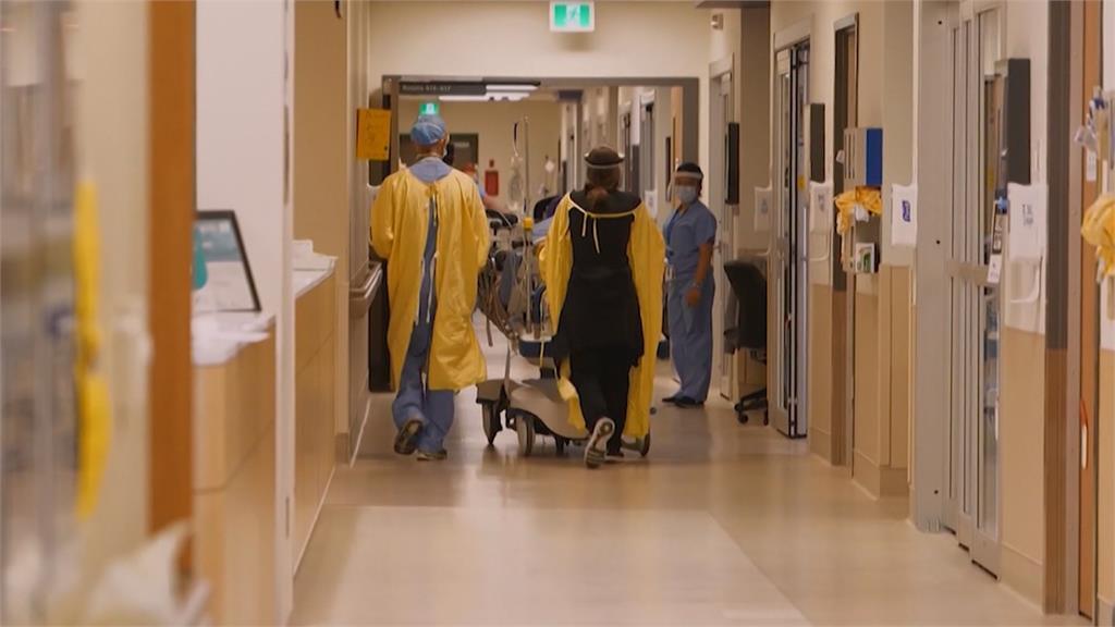 全球搶疫苗大戰!加拿大第三波疫情爆發 疫苗遲到緩不濟急